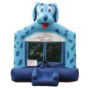 Blue Dog Bouncer - Astro Jump