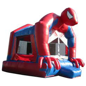 Spiderman Bouncer - Astro Jump