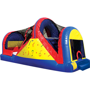 Inflatable bouncy slide - Astro Jump Alberta