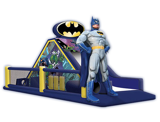 Batman Bouncy House for Rent in Calgary