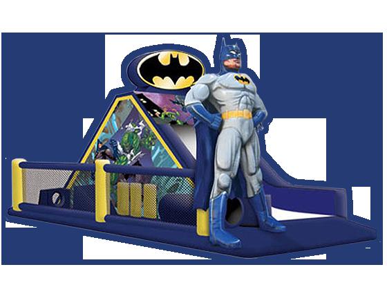 Batman Bouncy House for Rent in Calgary