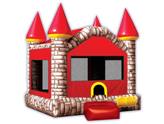 Traditional Bouncy Castle Rentals in Calgary