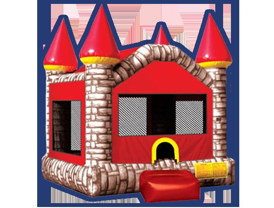Traditional Bouncy Castle Rentals in Calgary