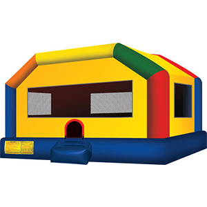 bouncy house in calgary - astro jump