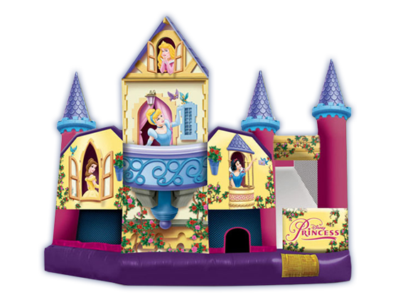 Princess Bouncy Castle Rentals Calgary