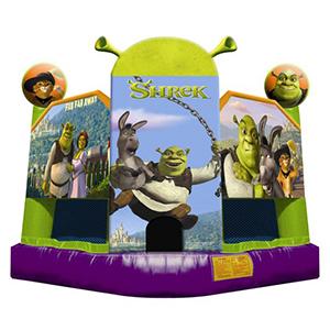 Shrek Bouncer in Calgary - Astro Jump