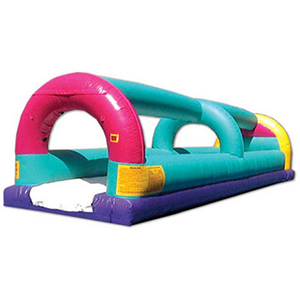Inflatable surf and slide - Astro Jump Calgary