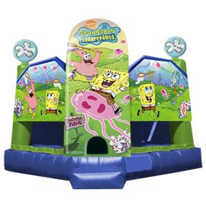 Sponge Bob Bouncer - Astro Jump